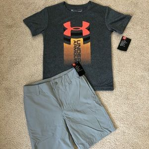Size 6 Under Armour Outfit NWT